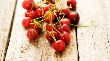 Cherries have considerable health benefits.