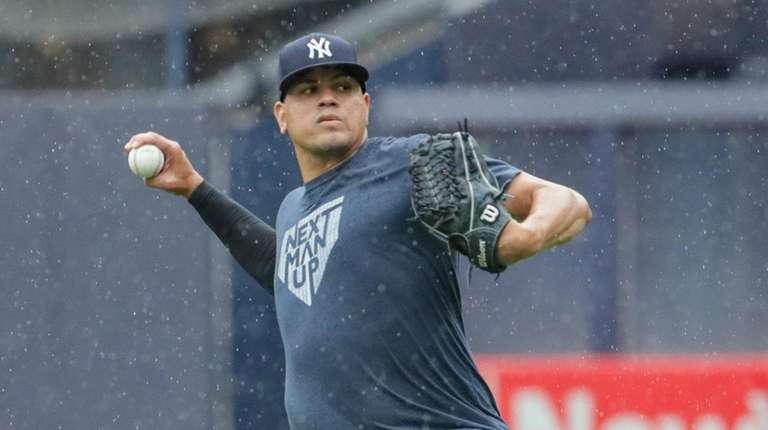 Dellin Betances looks sharp in 2019 debut