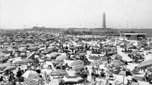 A summer day on Jones Beach. (July 28,1940)