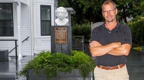 Property owner Glenn Heidtmann on Sunday explained the