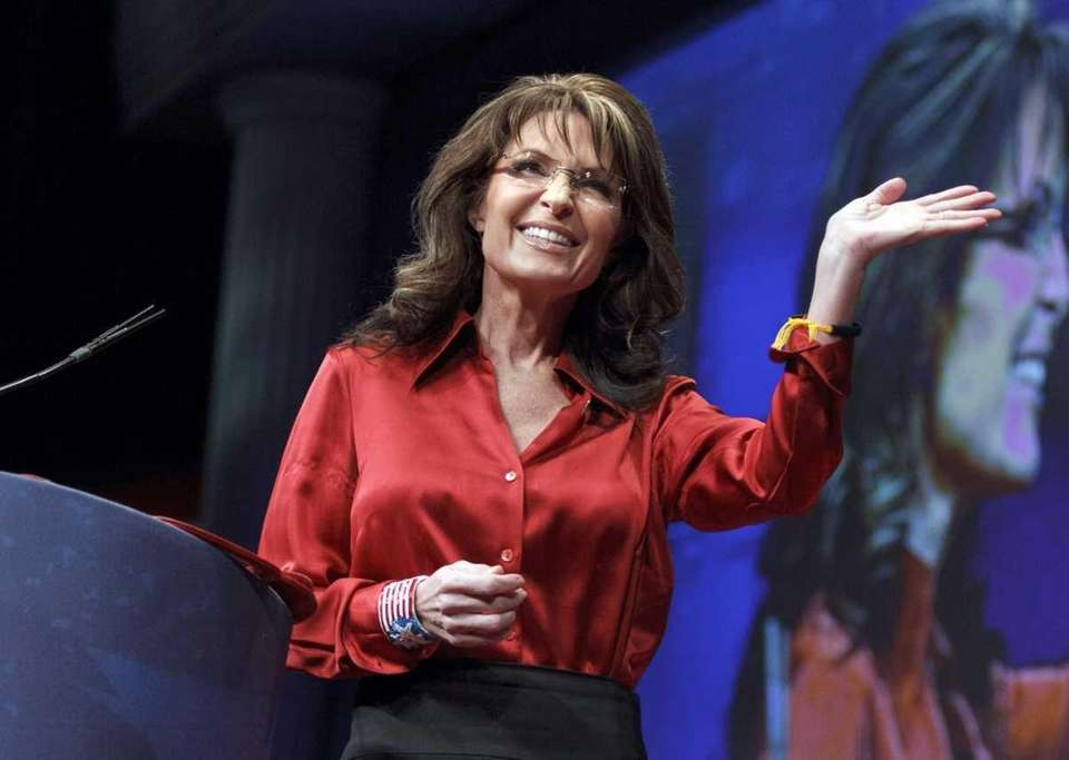 Former Alaska Gov. Sarah Palin is no longer