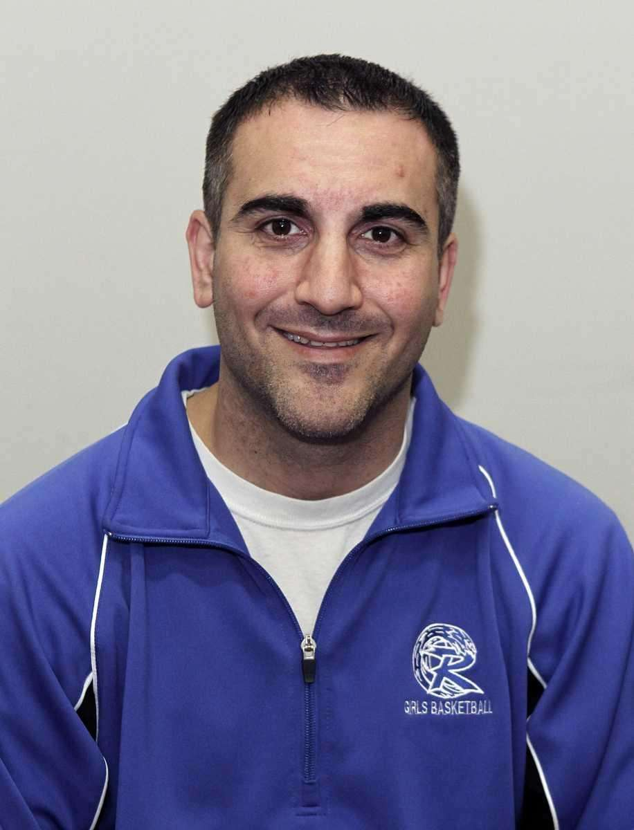DAVID SPINELLA Suffolk girls basketball coach of the