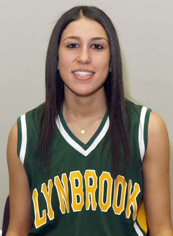 BROOKE GERSTMANLynbrook, Guard, Sr.Gerstman averaged 22.3 points, 6.5