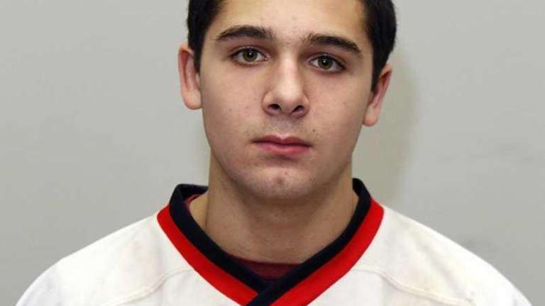 COREY HOFFMAN Syosset, F, So. Only a sophomore,