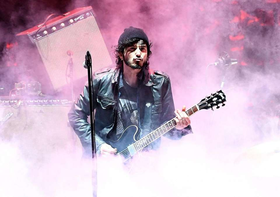 Reignwolf performs at the Northwell Theater at Jones
