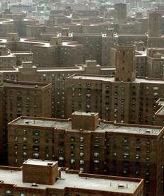 Stuyvesant Town apartment complex in Manhattan has rent-stabilized