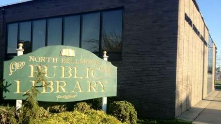 The North Bellmore Public Library, 1551 Newbridge Rd.,