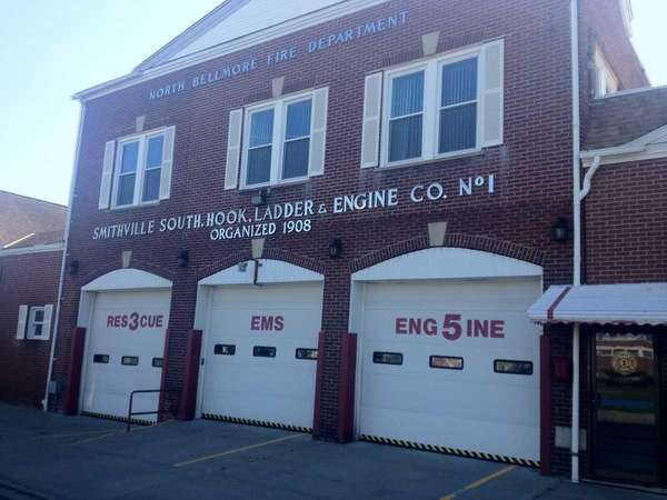 The North Bellmore Fire Department, based at 1500