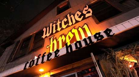 Witches Brew coffee house in West Hempstead.