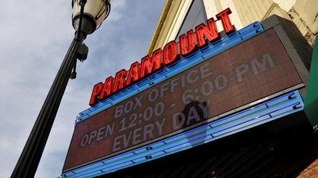 The Paramount in Huntington.