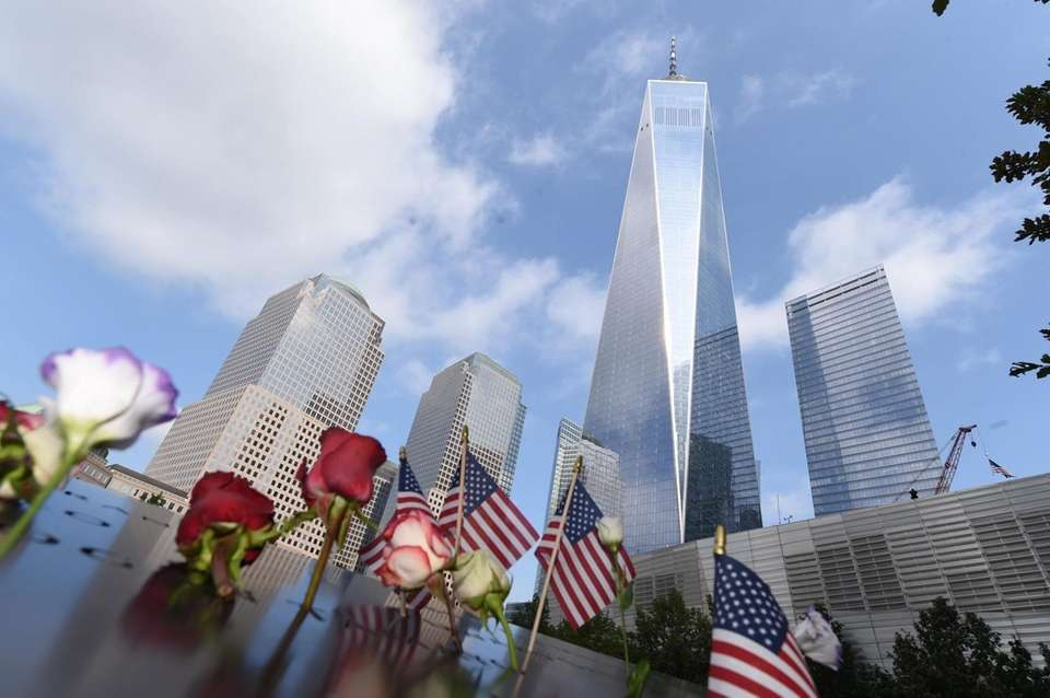 This is the 18th anniversary of the 9-11