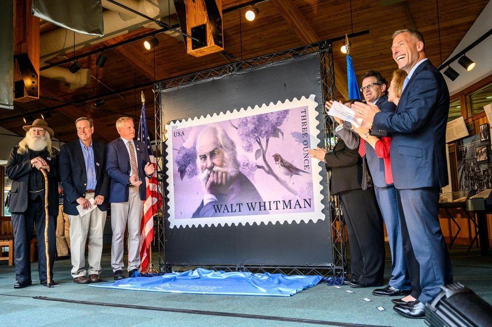 The U.S. Postal Service celebrates the 200th anniversary
