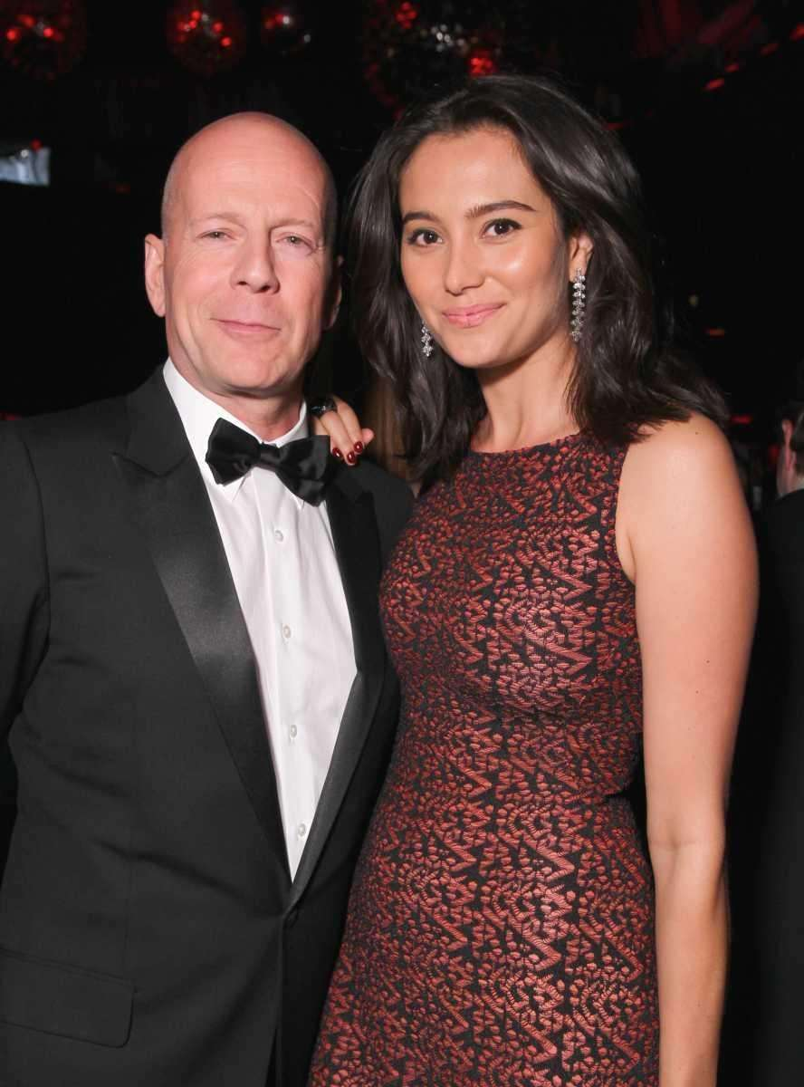 Parents: Bruce Willis and Emma Heming-Willis Children: Evelyn,