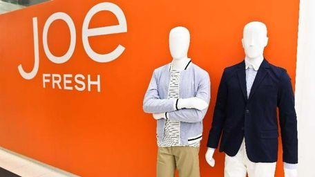 Joe Fresh celebrated the opening of its New