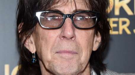 Ric Ocasek in a photo from August