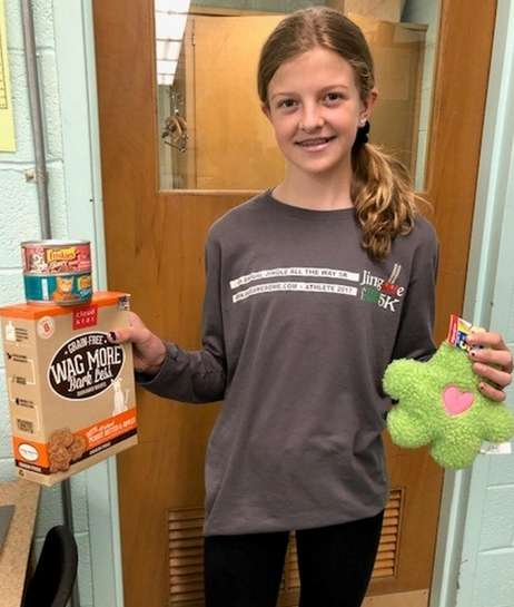 Kidsday reporter Julia Cerasi of Wantagh is a