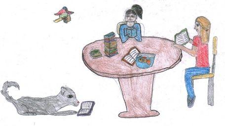 Credit: Kidsday illustration / Rina Lin, Bayside