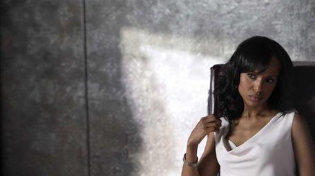 Kerry Washington stars as Olivia Pope in the