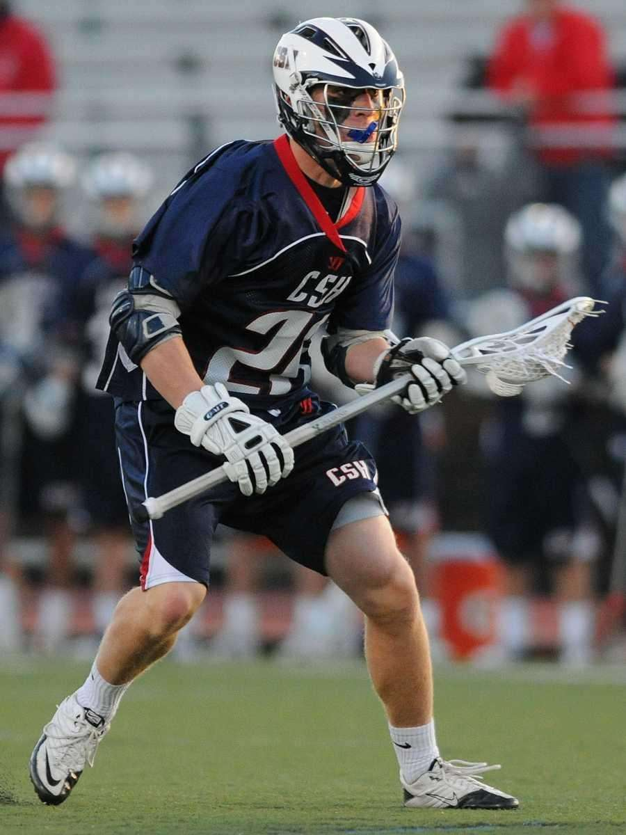 Cold Spring Harbor High School midfielder #26 Jordan