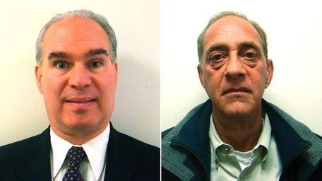 Glenn Schabel and Ira Gross were among four