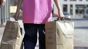 Economists closely watch consumer spending since it accounts