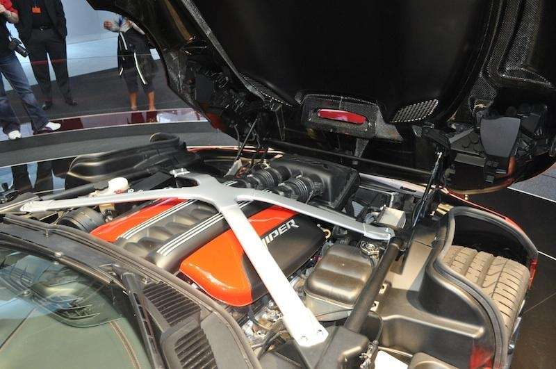 A look under the hood of Dodge's 2013