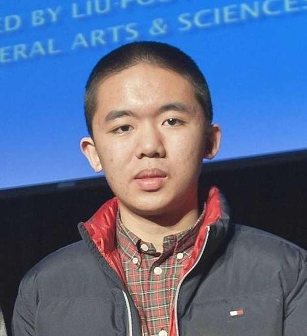 Richard Zhang, a Jericho High School sophomore, has