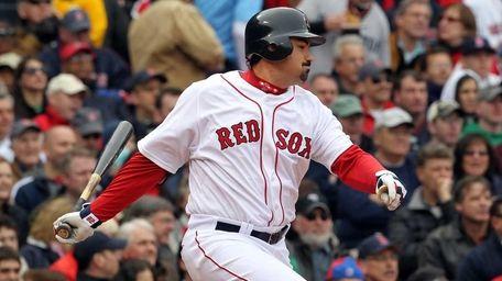 14. ADRIAN GONZALEZ Boston Red Sox
