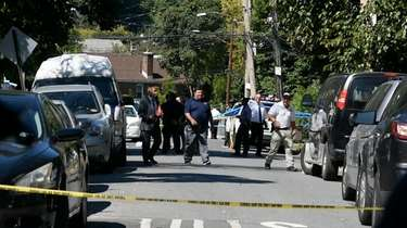 An NYPD officer was shot and wounded in