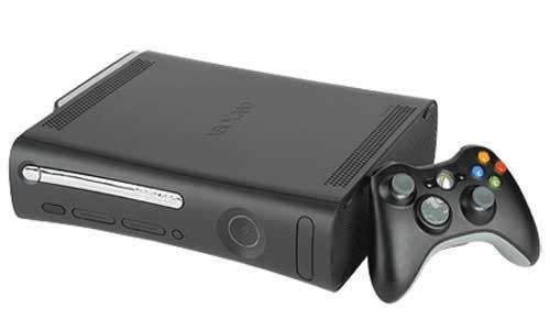 A file photo of the Microsoft Xbox 360