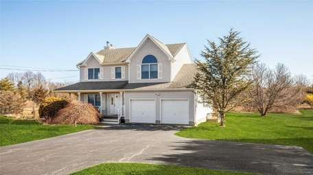 This Mattituck home is listed for $599,000.
