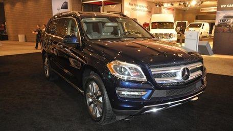2013 Mercedes-Benz GL BlueTec