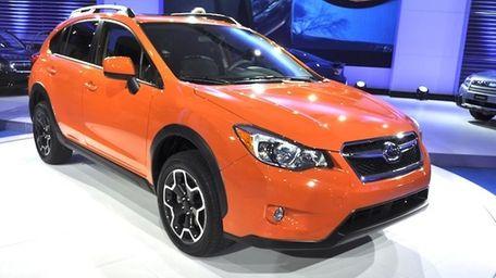 The 2013 Subaru XV Crosstrek debuts at the