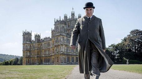 "Jim Carter in ""Downton Abbey."""