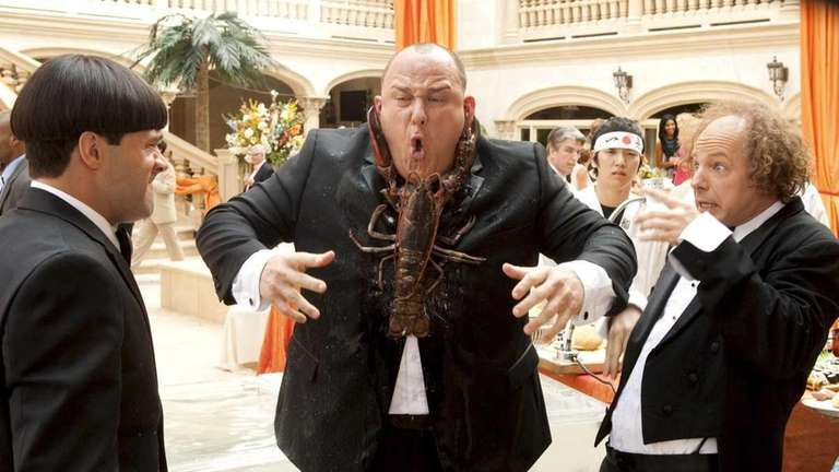 The Three Stooges' hits the big screen | Newsday