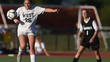 Smithtown West and Commack played to a scoreless