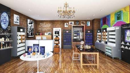 What: Kiehl's Where: Roosevelt Field Mall, Garden