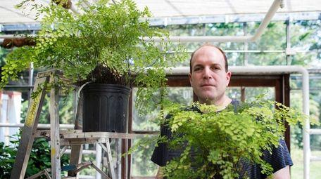 Jonathan M. Lehrer PhD., Dept of Urban Horticulture