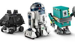 Kids can build, code and play with R2-D2,