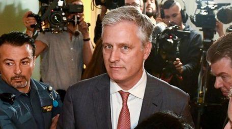 Robert O'Brien, U.S. special envoy ambassador, on July