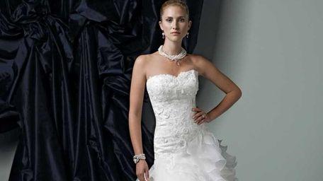 James Clifford couture bridal trunk show at Bridal