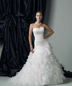 James Clifford couture bridal trunk show at Bridal