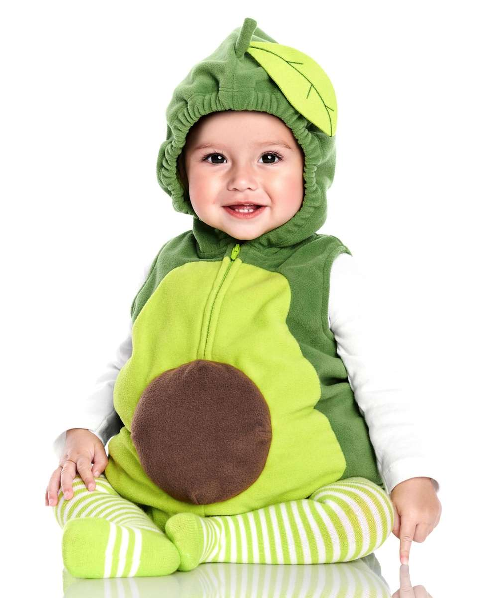 Little ones will look super-cute in this