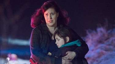 Allison Tolman, left, and Alexa Swinton star in