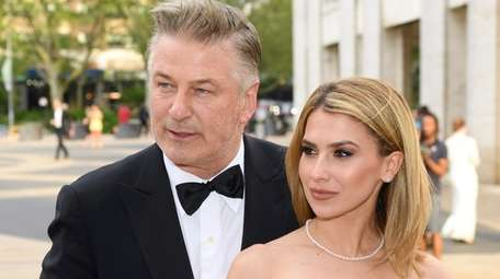 Alec and Hilaria Baldwin, who have been married