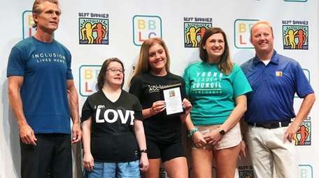 The Best Buddies Chapter at Longwood High School