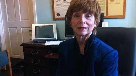 Eileen Kavanagh is director of the Bay Shore-Brightwaters