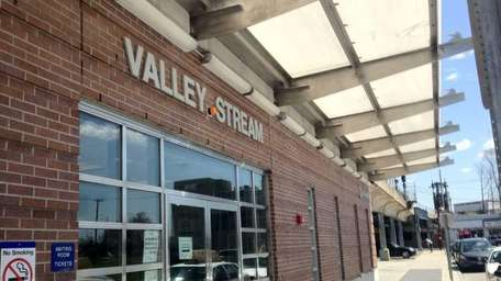 The Valley Stream Long Island Rail Road station