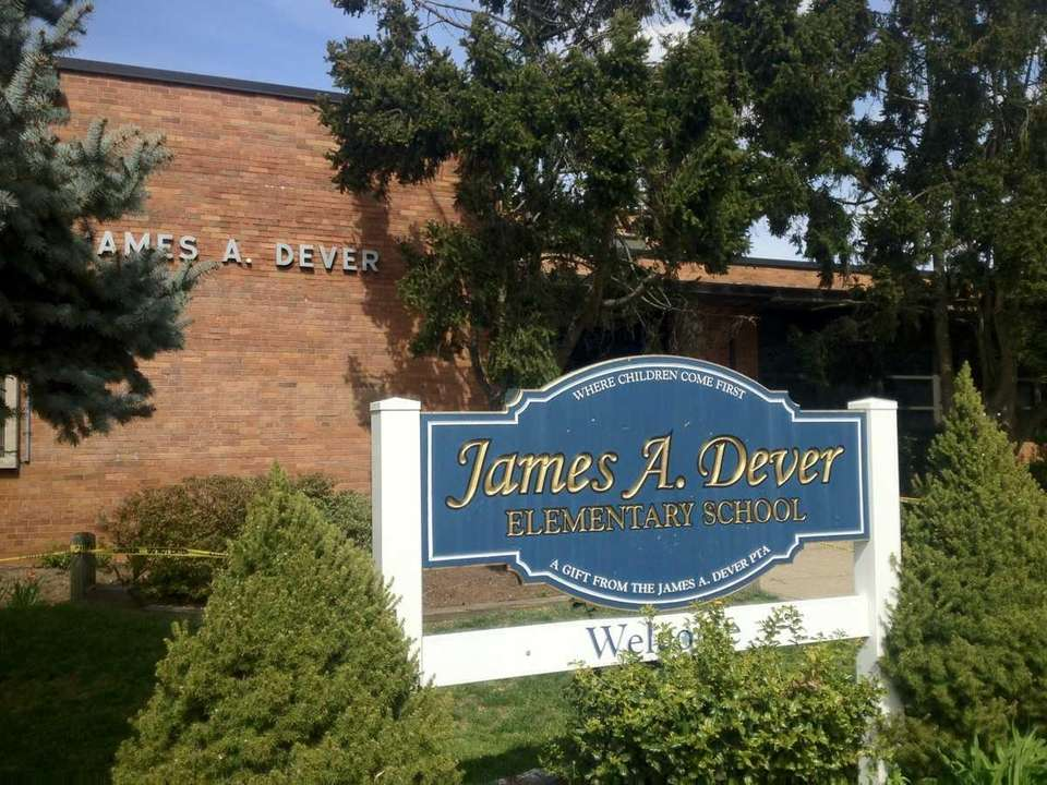 James A. Dever Elementary School, 585 North Corona
