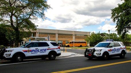 Nassau police assigned officers to Oceanside High School